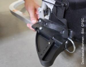 Mögliche Verletzungsgefahr - Burley ruft Kinder-Fahrradanhänger zurück