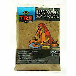 """""""Jeera (Cumin) Powder"""" (KreuzkŸmmel gemahlen)"""