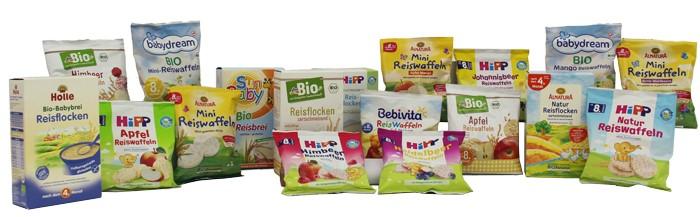 Alle getesteten Baby-Lebensmittel enthalten anorganisches Arsen, es gibt jedoch deutliche Unterschiede in der Höhe der Belastung