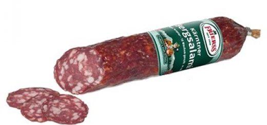rückruf salami