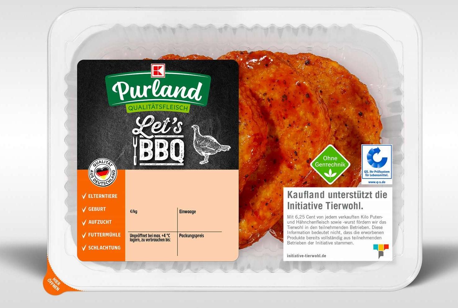 """Rückruf: Fehlende Allergenkennzeichnung – Hersteller ruft """"K-Purland ..."""
