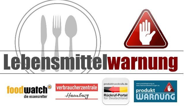 Appell an den Handel: Lebensmittelwarnungen müssen die Kunden besser erreichen