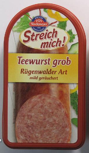 Rückruf E Coli Stockmeyer Ruft Teewurst Via Netto Zurück
