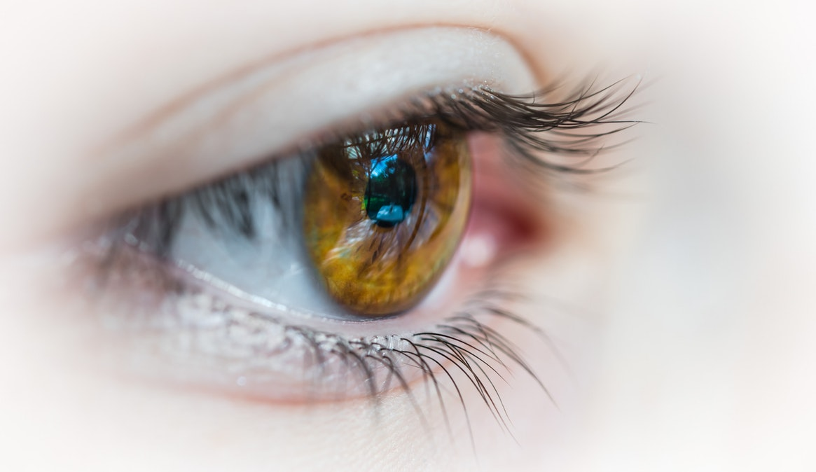Computerarbeit - Schutz für die Augen