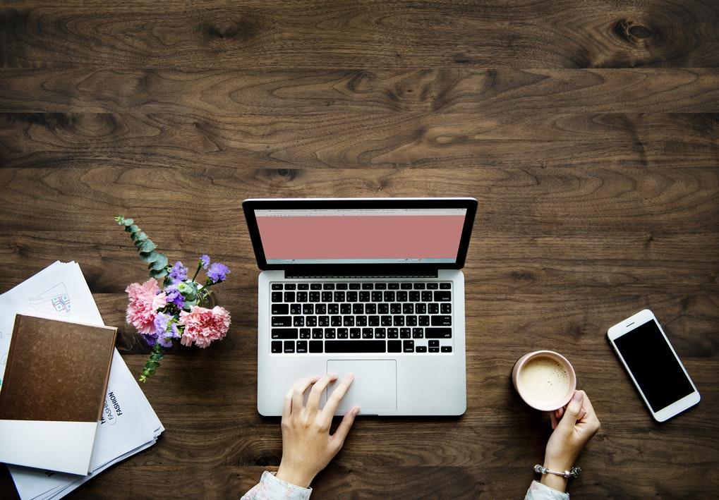 Computerarbeit - Gesund bleiben