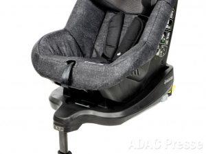 Maxi-Cosi TobiFix enthält Schadstoffe - Bild: ADAC