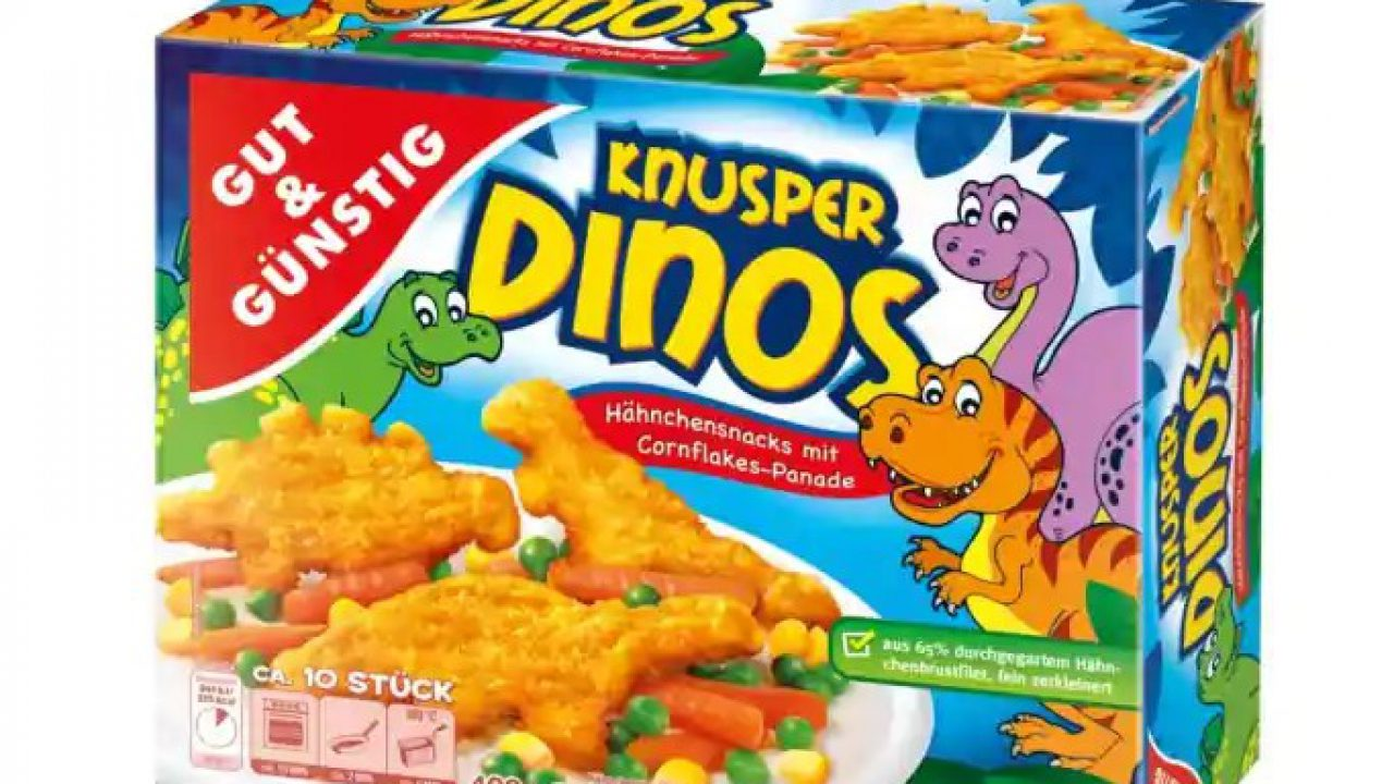 """Rückruf: Kunststofffremdkörper – Hersteller ruft GUT&GÜNSTIG """"Knusper Dinos""""  zurück – Produktwarnungen – Produktrückrufe und Verbraucherwarnungen"""