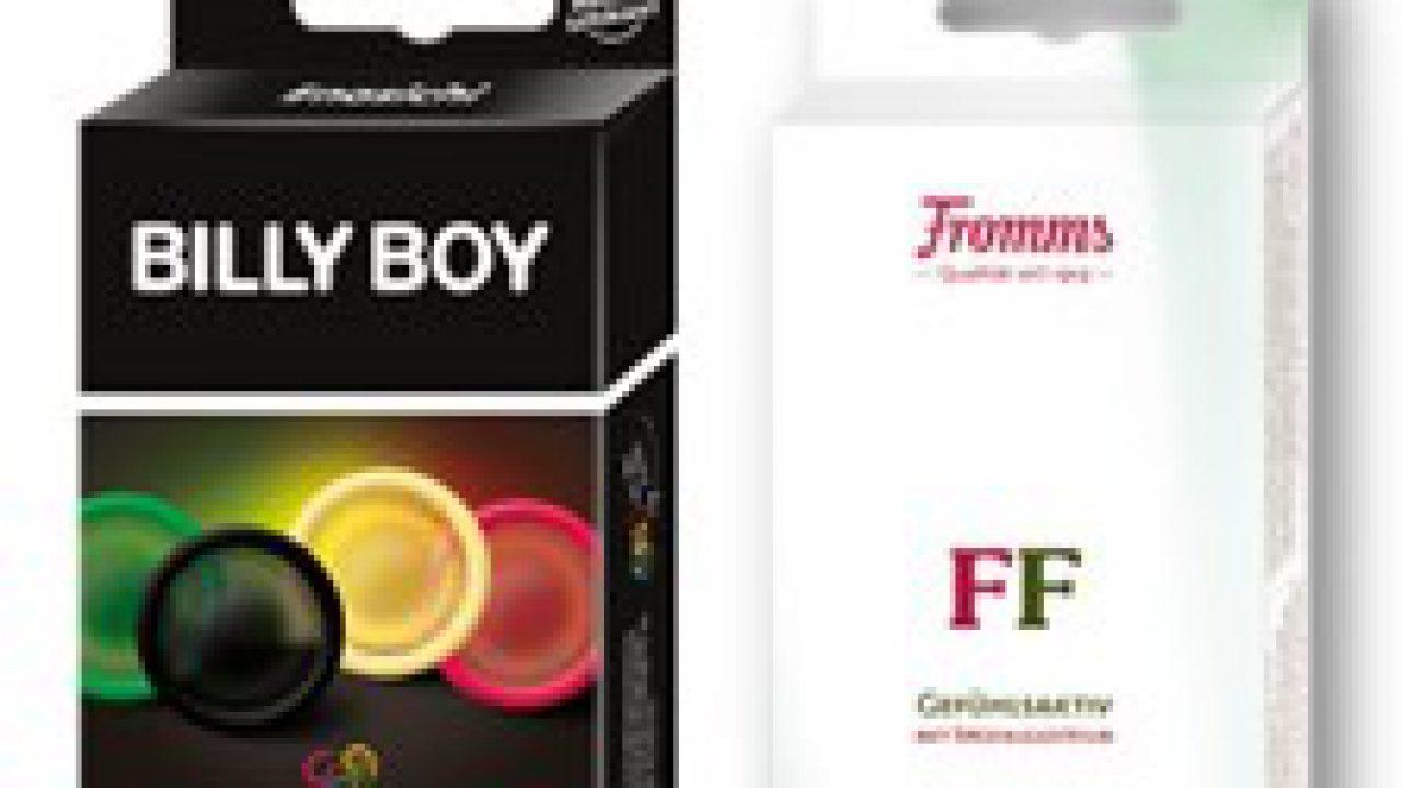 Rossmann latexfreie kondom Ritex Ideal