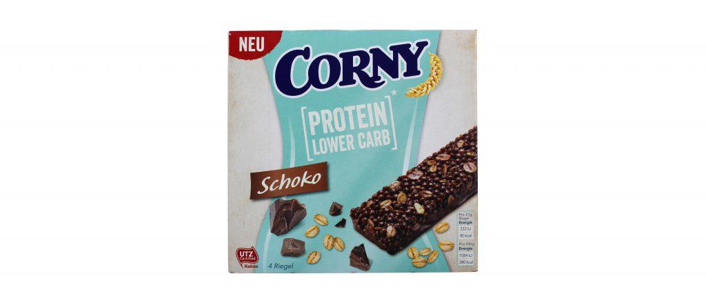 Nach Nominierung für Werbelüge des Jahres: Schwartau kündigt Verkaufsstopp von Corny-Protein-Riegel an